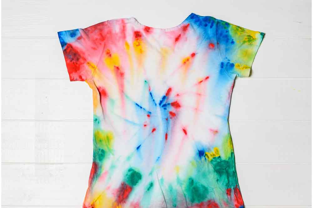 Dyed T-shirt